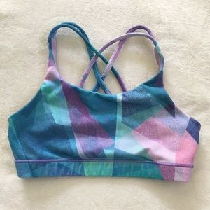 Girls Athleta Sports Bra szM 8/10
